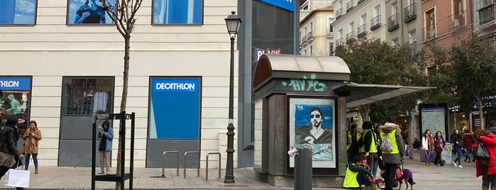 Decathlon Fuencarral - Madrid is one of Madrid.