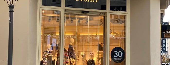Oysho is one of Shopping.