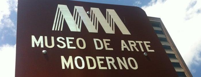 Museo de Arte Moderno Sede Ciudad del Río is one of Colombia.