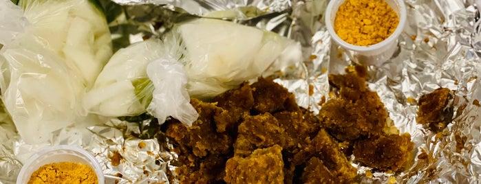 ليالي السيرية is one of Riyadh Food.
