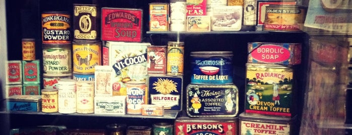 Museum of Brands, Packaging & Advertising is one of Portobello tourist.