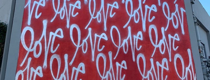 Love Me Curtis Kulig Wall is one of SFLA.