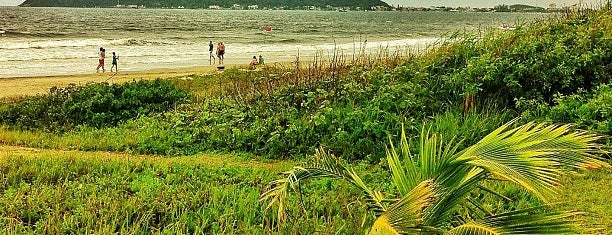 Praia de Ubatuba is one of Orte, die Patrícia gefallen.