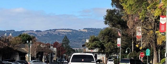 City of Sonoma is one of E poi un giorno un napoletano finì nella Valley....