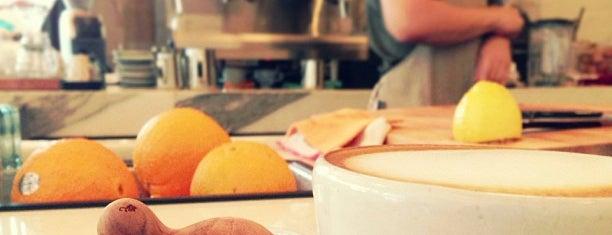 Rocket Coffeebar is one of Bangkok Gastronomy.