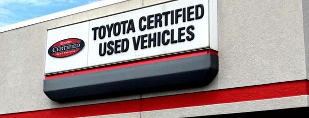 Oak Lawn Toyota is one of Orte, die Judee gefallen.