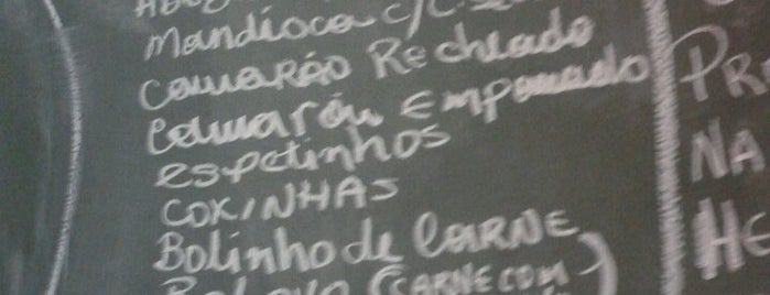 BW Lanchonete - Bar do Batista is one of สถานที่ที่ Marny ถูกใจ.