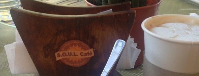 S.O.U.L. Cafe is one of Orte, die Peachy gefallen.