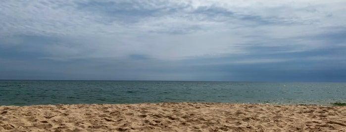 Praia de Cacela Velha is one of Algarve.