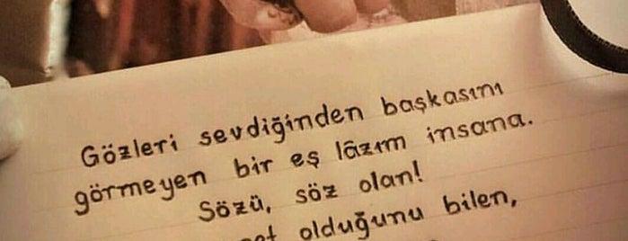 Özel Gözde Kız Yurdu is one of Lugares favoritos de Mert Ali.