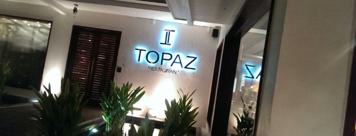 Topaz Restaurant is one of Best of the World.