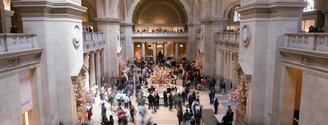 Metropolitan Museum of Art is one of 21 Must-See Art Museums in America.