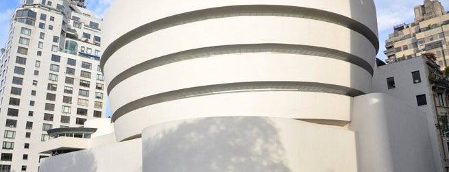 Solomon R Guggenheim Museum is one of 21 Must-See Art Museums in America.