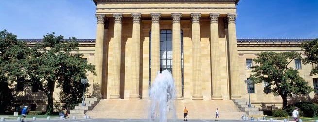 Philadelphia Museum of Art is one of 21 Must-See Art Museums in America.