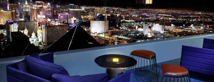 Skyfall Lounge is one of 20 Global Cocktail Spots With a View.