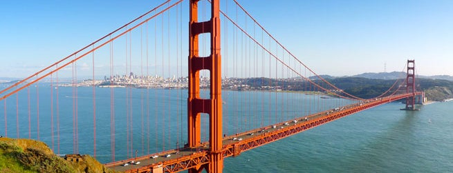 Golden Gate Bridge is one of Top 20 Free things to do in San Francisco.