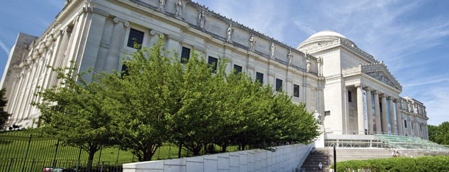 Brooklyn Museum is one of 21 Must-See Art Museums in America.