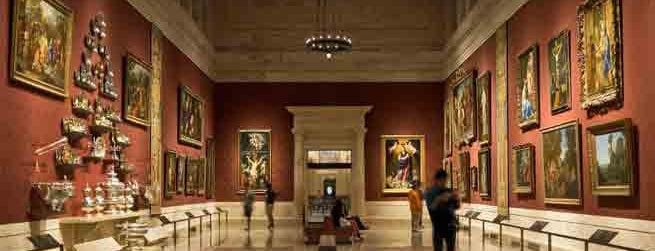 Museum of Fine Arts is one of 21 Must-See Art Museums in America.