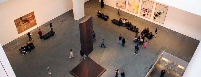 Museum of Modern Art (MoMA) is one of 21 Must-See Art Museums in America.