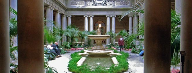 The Frick Collection is one of 21 Must-See Art Museums in America.