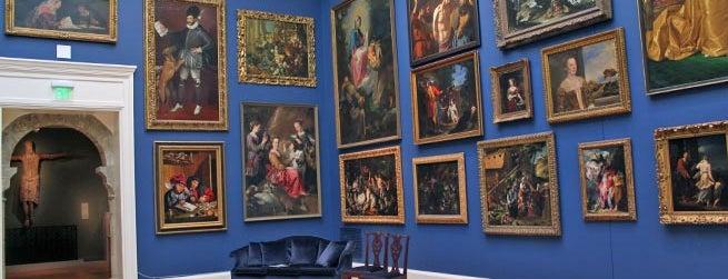 Rhode Island School of Design is one of 21 Must-See Art Museums in America.