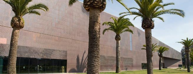de Young Museum is one of 21 Must-See Art Museums in America.