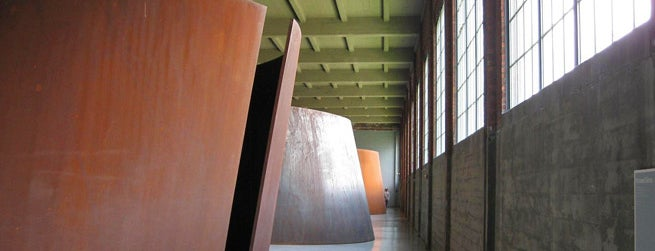 Dia:Beacon is one of 21 Must-See Art Museums in America.