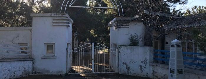 Heybeliada Sanatoryumu is one of Posti che sono piaciuti a Onur.
