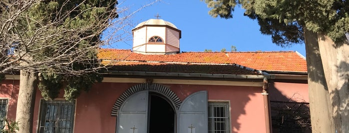 Terk-i Dünya Manastırı is one of Orte, die Ayca gefallen.