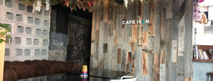 Cafe Isan is one of Locais curtidos por Bella.