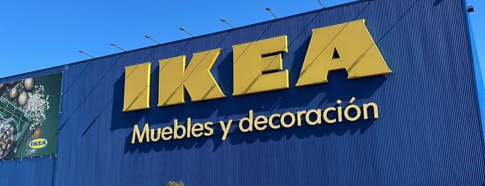 IKEA is one of Compras.