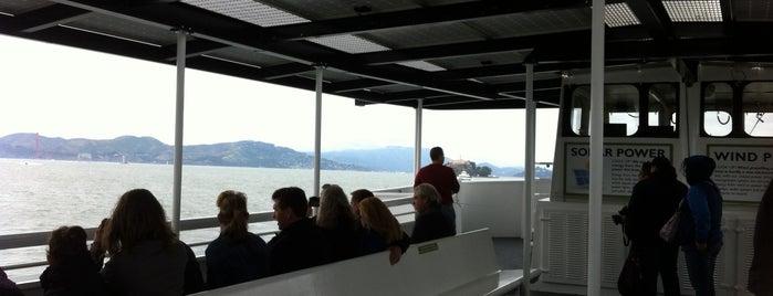 Alcatraz Islander is one of Tempat yang Disimpan Karen 🌻🐌🧡.