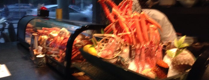 海鲜鱼市 Seafood Wharf is one of Posti che sono piaciuti a PP1165.