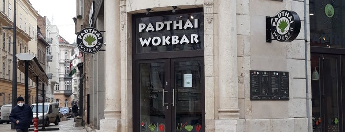 Padthai Wokbar is one of Where to eat? (tried and recommended places).