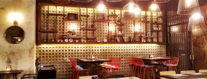 Howdy Hello Holla Hey Ho is one of Jakarta's Best Hang-Out Spots ~.