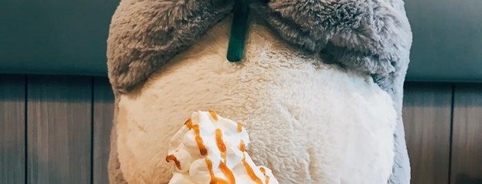ASAGAO coffee house 「コーヒー いつ でも」 is one of Yohan Gabriel : понравившиеся места.