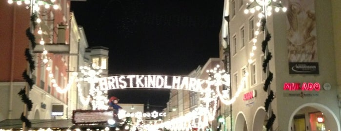 Christkindlmarkt Rosenheim is one of Weg gehen / Party.