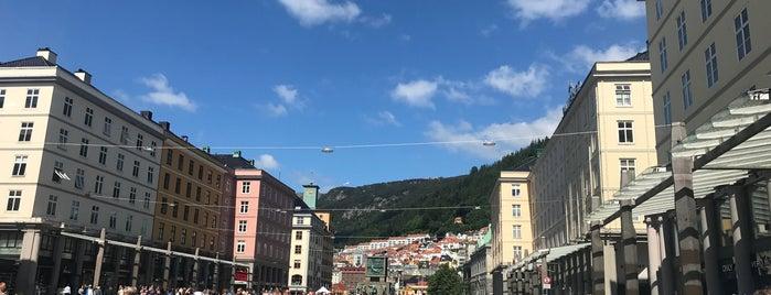 Thon Hotel Bristol is one of Bergen.