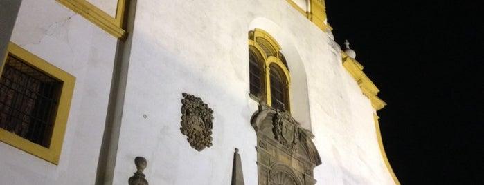 Parroquia de Santa Cruz is one of Cosas que ver en Sevilla.