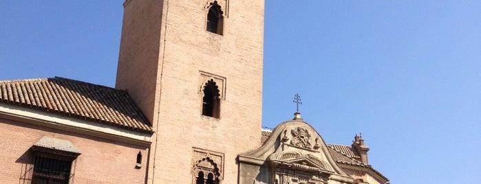 Parroquia de San Pedro is one of Cosas que ver en Sevilla.