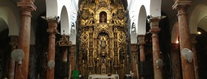Parroquia de San Nicolás de Bari - La Candelaria is one of Cosas que ver en Sevilla.