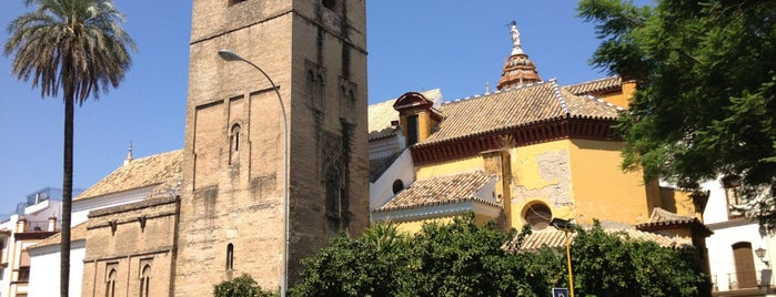 Iglesia de Santa Catalina is one of Cosas que ver en Sevilla.
