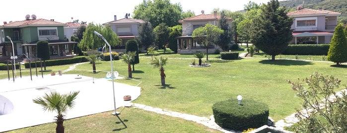 Çamlı Villaları is one of Orte, die Erkan gefallen.