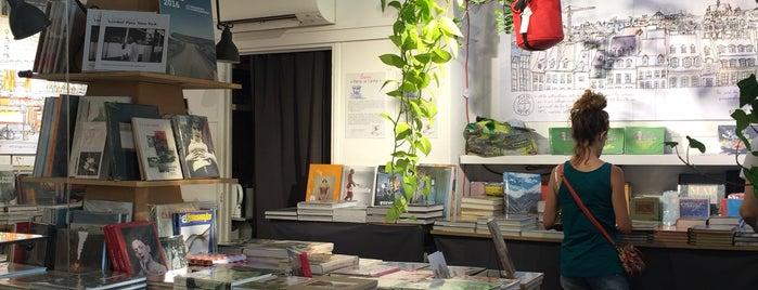 Artazart Design Bookstore is one of Paris.
