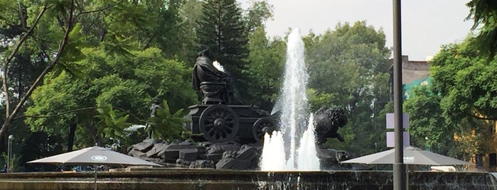 Glorieta de la Cibeles is one of Angeles : понравившиеся места.