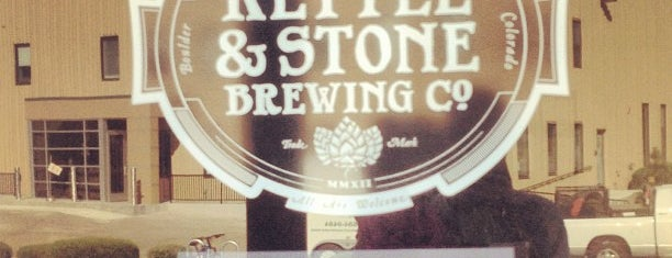 Kettle and Stone Brewing Company is one of Colorado Breweries.