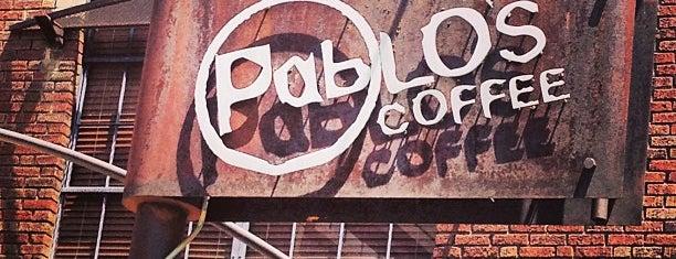 Pablo's Coffee is one of สถานที่ที่บันทึกไว้ของ Dat.