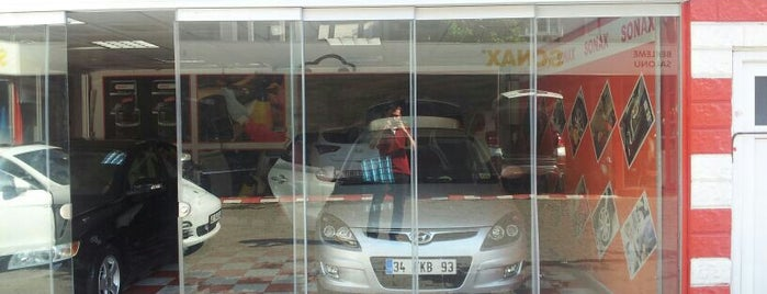 Sonax Professional Car Care is one of Locais curtidos por Elif.