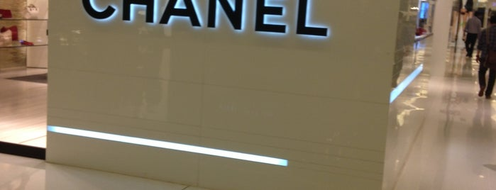 Chanel Boutique is one of ..