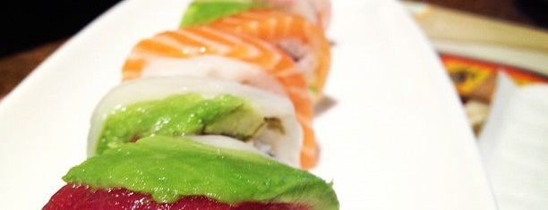 Kokos Sushi is one of Alpharetta.